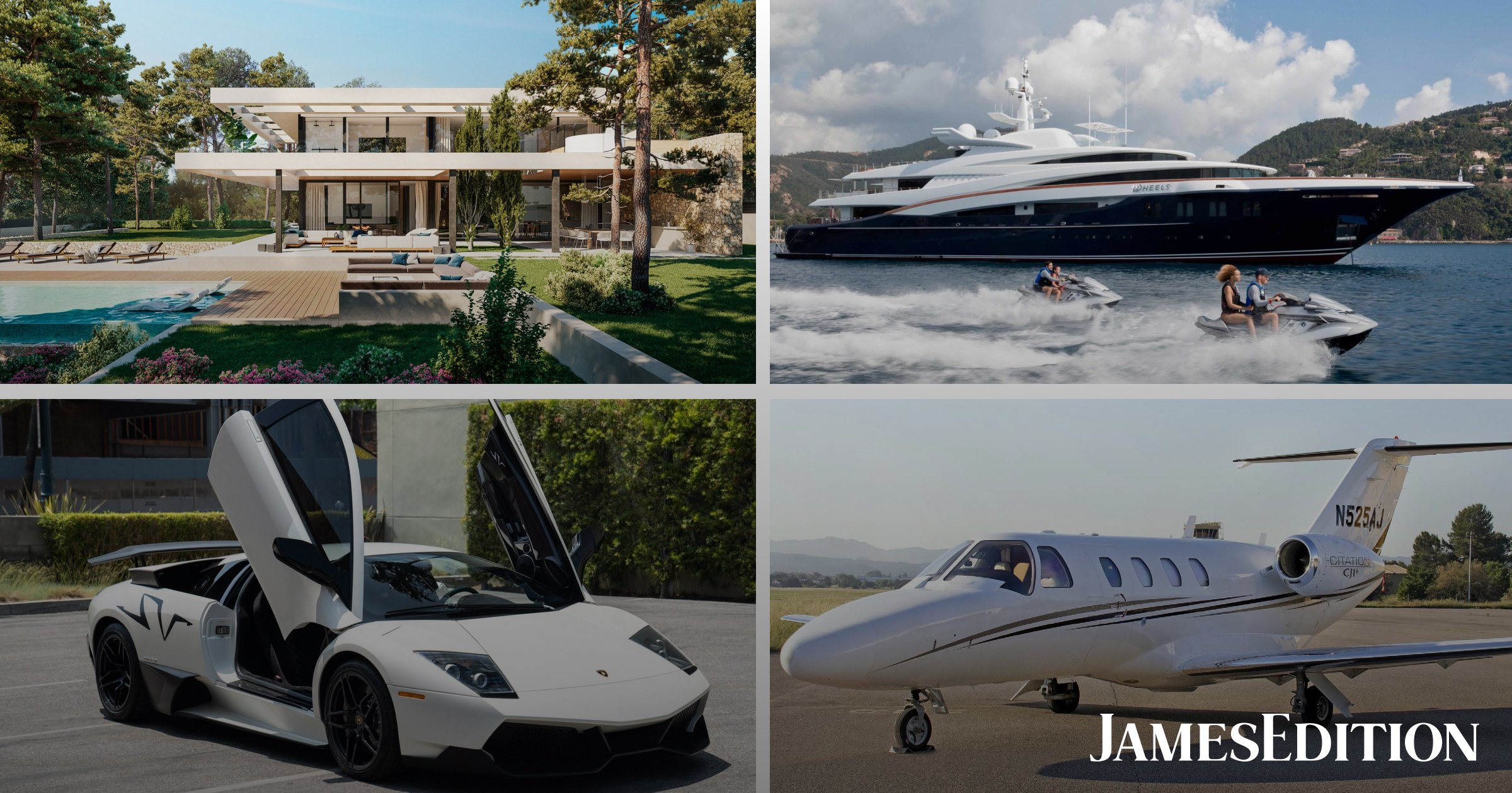 The World's Luxury Marketplace: Homes, Cars, Yachts & Jets for Sale |  JamesEdition